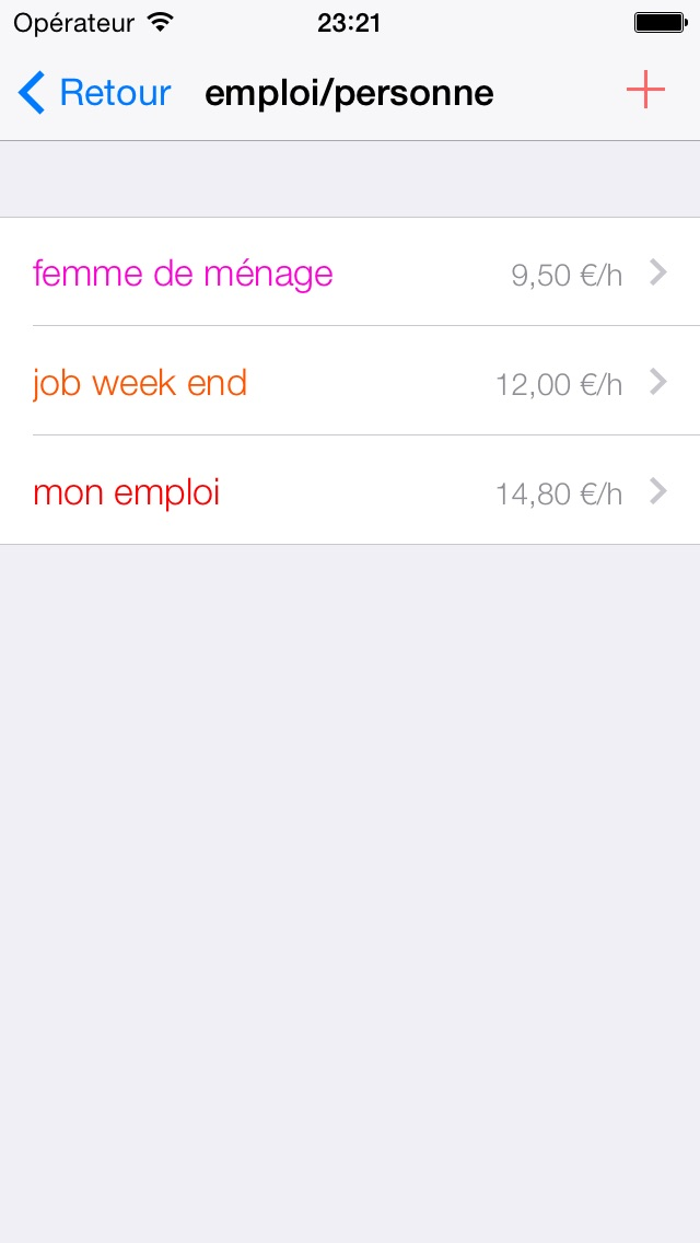download mes horaires de travail apps 0