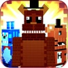 Escape Scary Freddy's Bear Road Simulator -  Crossy Nights At Fantasy Fear Forest 5 FREE
