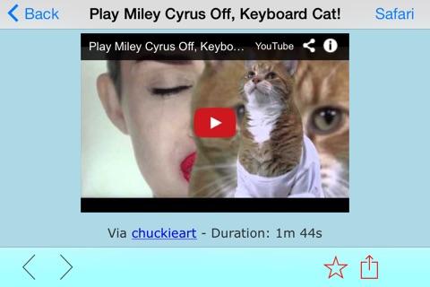 Play Him Off, Keyboard Cat! screenshot 3