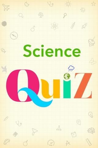 A Science Quiz screenshot 1