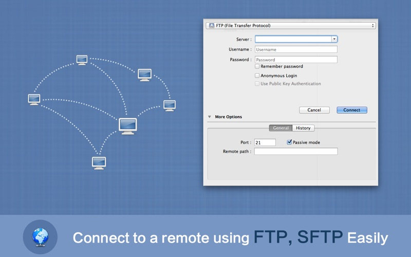 Total Manager: Files Commander & Ftp Remote Client Screenshots