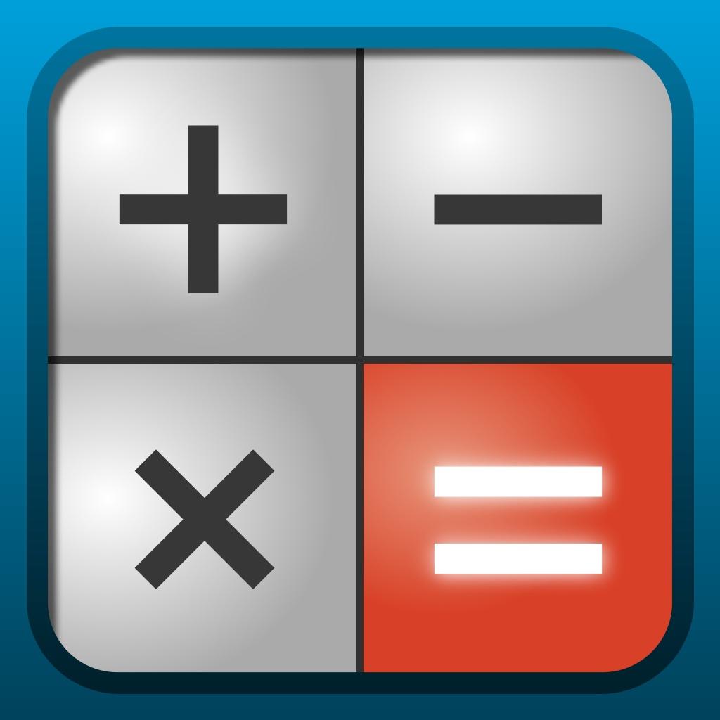 Calculator Plus HD - ポケット電卓