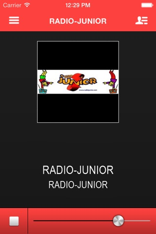 RADIO-JUNIOR screenshot 1