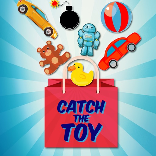 Toy Paradise for Kids - Catch The Toys you like and make score iOS App
