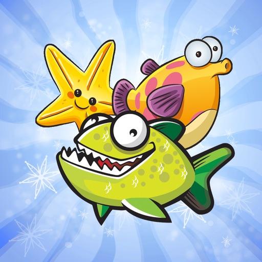 Crazy Fish Adventure iOS App