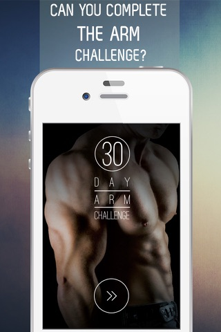 30 Day Arm Workout Challenge for Strong Biceps, Triceps, and Forearms screenshot 1