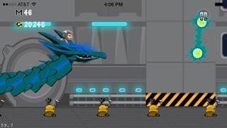 Space JetPack Rider :   من اجمل العاب حرب و العاب الايفون جديدةلقطة شاشة3