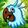 Parrot Insel Matching Puzzle - FREE - Dschungel-Vögel Slide To Spiel Herausforderung