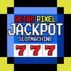 Free Retro Pixel Slot Machine
