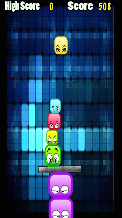 Cube Tower - Stack 'Em Up screenshot two