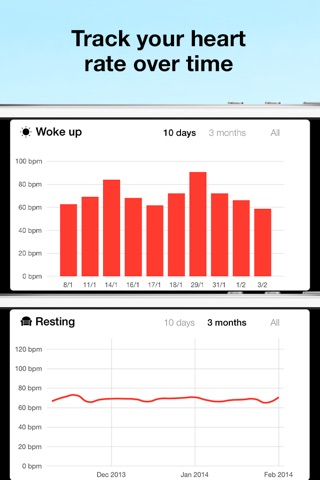 Sleep Cycle heart rate screenshot 4