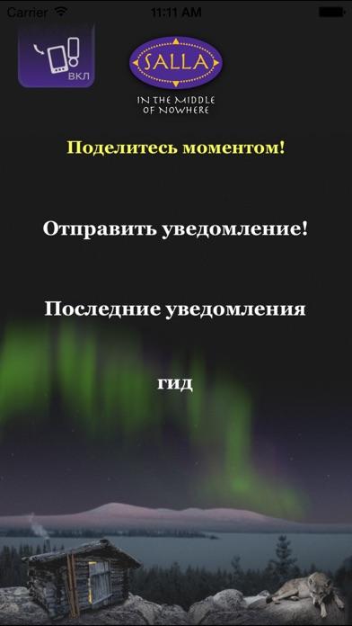 Salla Northern LightsСкриншоты 1
