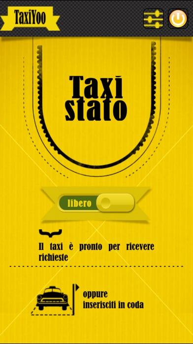 Screenshot of Taxiyoo Driver2