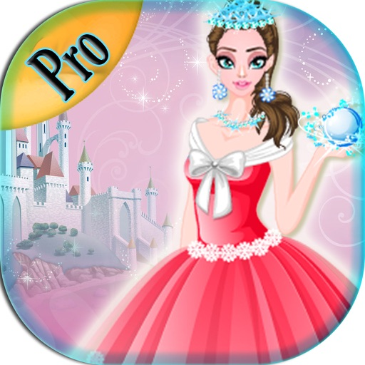 Christmas Frozen Princess Dress Up Pro iOS App