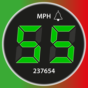 Speedometer - Speed Limit Alert, Trip Cost Computer, Mileage Log, GPS Tracker and Offline Мaps.