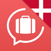 Danish for Travel: Speak & Read Essential Phrases and learn a Language with Lingopedia Pronunciation, Grammar exercises and Phrasebook for Holidays and Trips