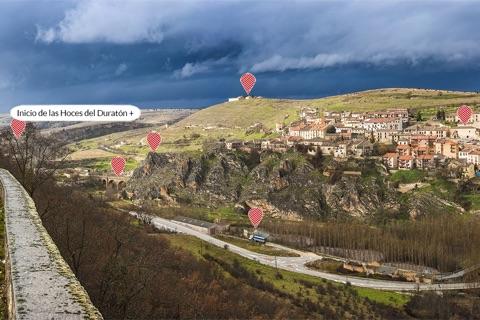 Mirador de Zuloaga en Sepulveda. Segovia screenshot 2