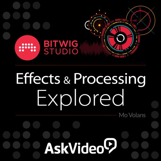 Effects And Processing for Bitwig Studio