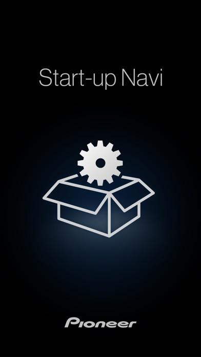 Start-up Navi screenshot one