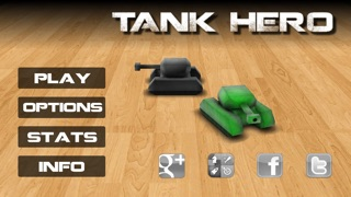 Screenshot for Tank Hero in United States App Store