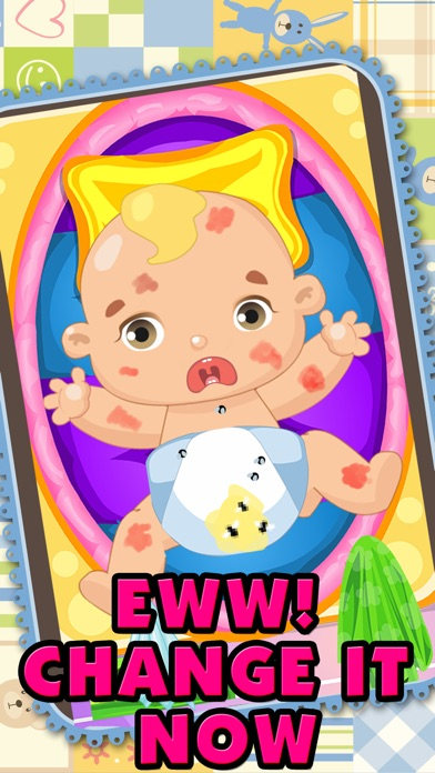 download Mommy & Newborn Baby Care – new baby care game for kids appstore review