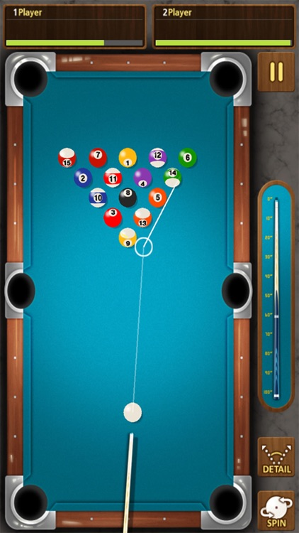 The King Of Pool Billiards By MOBIRIX - King of pool table