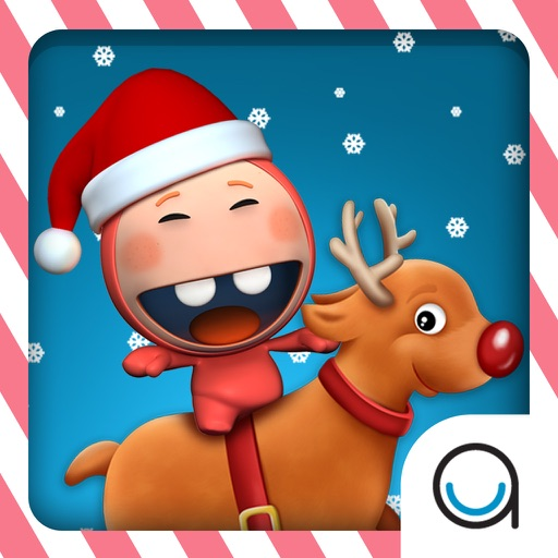 Christmas Eve Gift Hunt - Hidden Object Scanning for Montessori FREE iOS App