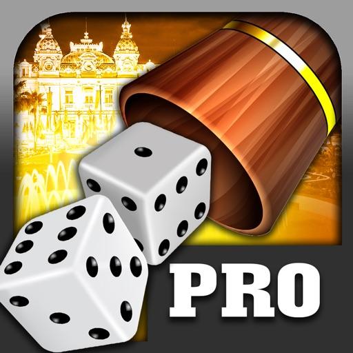 蒙特卡洛扑克骰子 PRO - 最好的VIP成瘾掷骰子式的赌场游戏