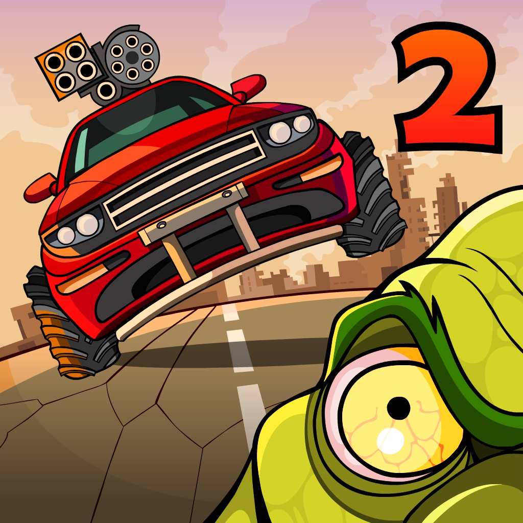 Download Earn to Die 2 free for iPhone, iPod and iPad