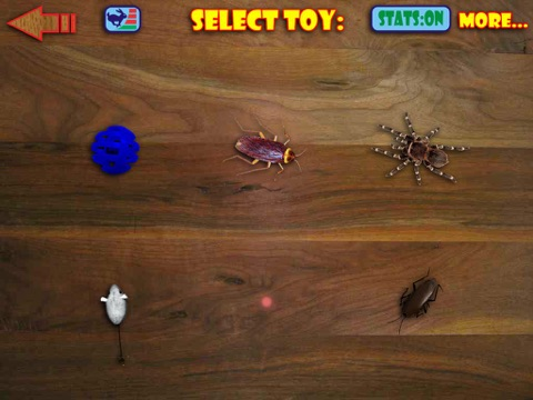 Virtual Cat Toys HD screenshot 3