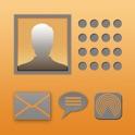 VCard Sender Professional icon