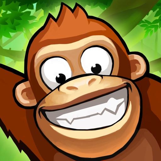 Ape the Kong – the Banana Thief iOS App