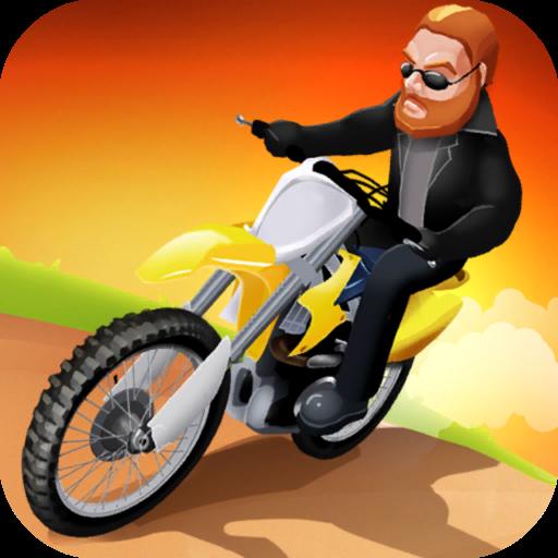 摩托车竞赛 3D Deluxe for Mac