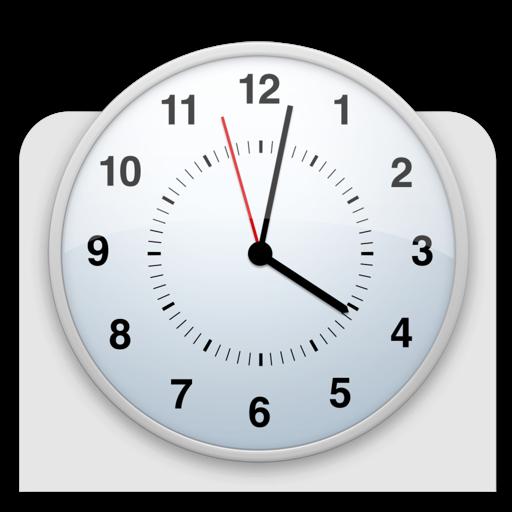 DockTime Mac OS X