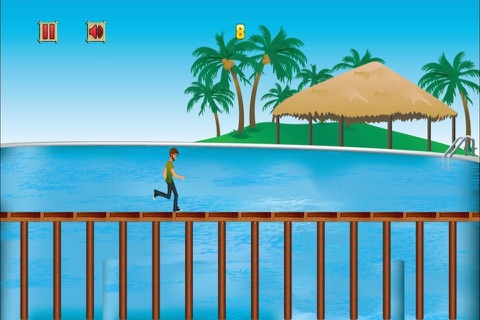 A Slender Boy Running Beneath Still Waters - Deep Cries Out Pro screenshot 4