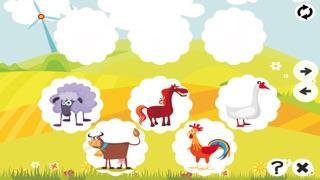 Screenshot of Animal Memorizzazione Bambini Gioco: Scopri il Pensiero Logico3