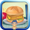 Burger Delivery Game: For Bubble Guppies Edition