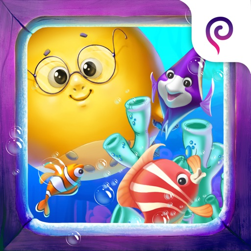 Sea Animals Encyclopedia: Fun and Colourful Pictures for Toddlers Learning iOS App