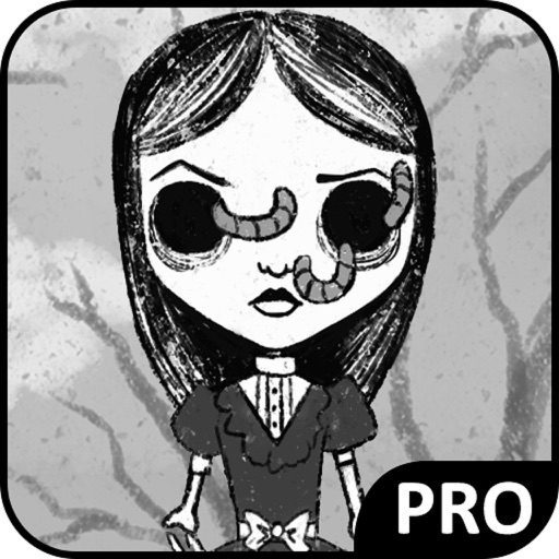Creepy Girl Dress Up Pro iOS App