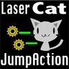 Laser Cat's Jump Action