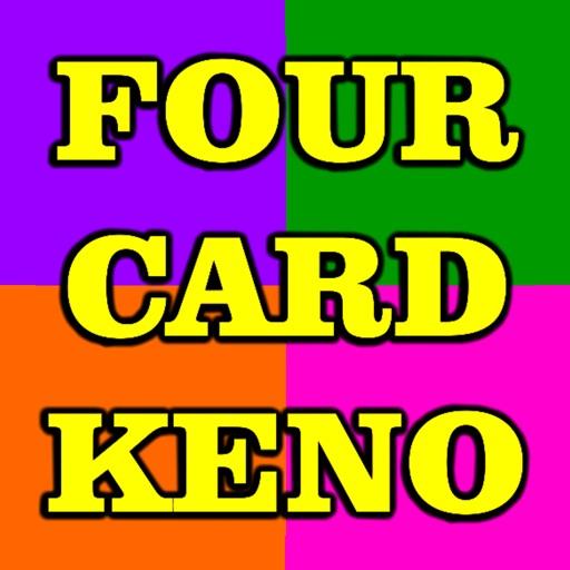 Four Card Keno iOS App