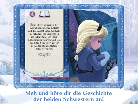 Die Eiskönigin - Völlig Unverfroren: Interaktives Buch Screenshot