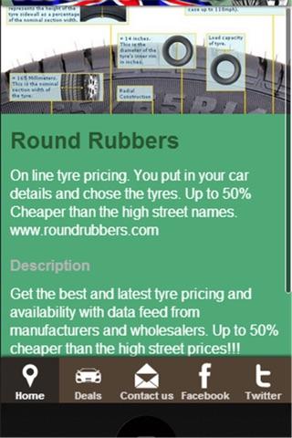Round Rubbers screenshot 1
