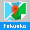 CREOSTORM MOBILE INTERNATIONAL LIMITED - Fukuoka Map offline,BeetleTrip Hakata subway metro pass travel guide 日本福岡旅行地下鉄鉄道観光マップ周遊旅行 アートワーク