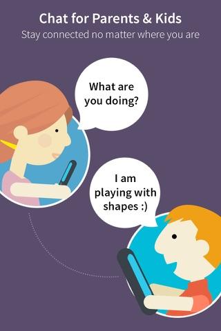 Topiq Messenger for Parents: Chat & Track Child's Performance screenshot 2