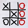 Tic-Tac-Toe Notepad