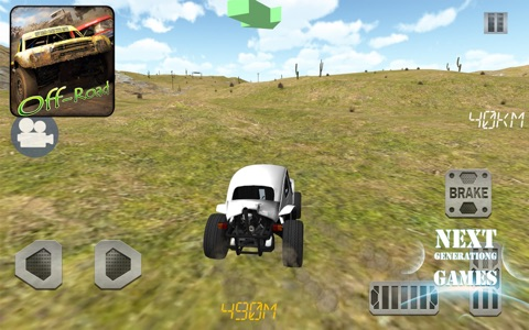 4x4 Off Road : Race With Gate screenshot 3
