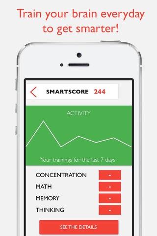 Brain'up - Social Brain Training screenshot 2