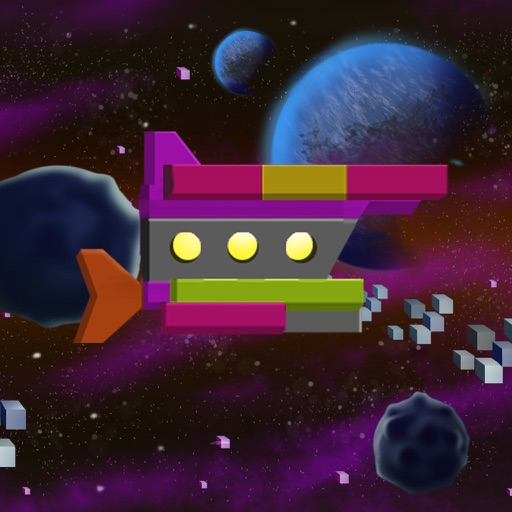 Alien Warship - Invaders Of The X Universe iOS App