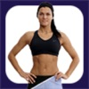 Exercise 200 - Bodyweight Fitness, Abs Workout for Six Pack, Push Ups for Chest, Squats for Butt and Stretching for Full Body
